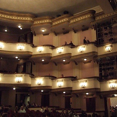 Билеты в театр Вахтангова.
