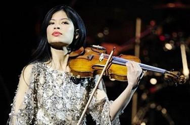 Ванесса мэй и симфонический оркестр