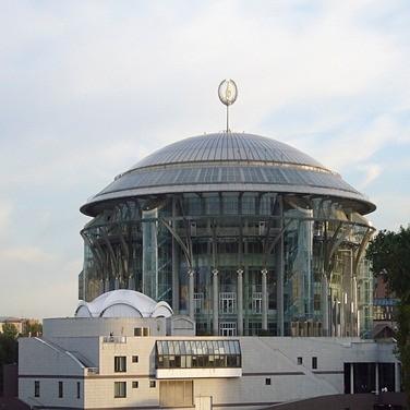 Дом Музыки (Светлановский зал) .